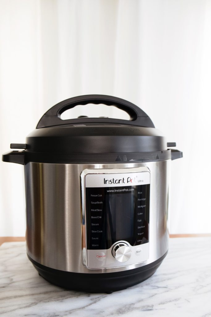 Reiskocher für schwarzen Knobauch